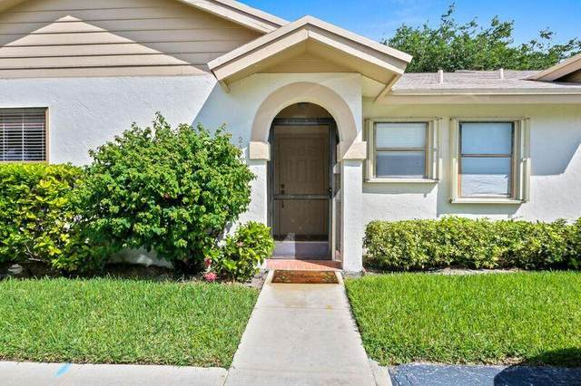2421 NW 13th Court #2421, Delray Beach, FL 33445 (#RX-10599435) :: Ryan Jennings Group