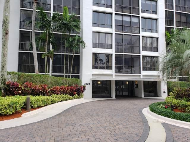 7802 Lakeside Boulevard #724, Boca Raton, FL 33434 (#RX-10599460) :: Ryan Jennings Group