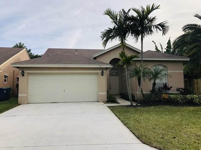 150 Heatherwood Drive, Royal Palm Beach, FL 33411 (#RX-10599471) :: Ryan Jennings Group