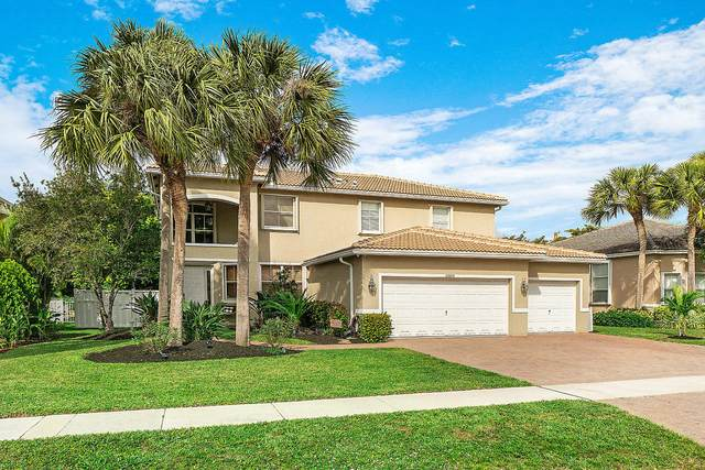 6809 Finamore Circle, Lake Worth, FL 33467 (#RX-10599493) :: Ryan Jennings Group