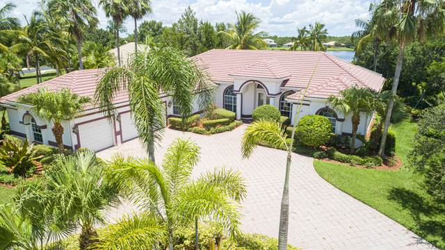 4838 Lake Grove Circle, Palm City, FL 34990 (#RX-10599497) :: Ryan Jennings Group