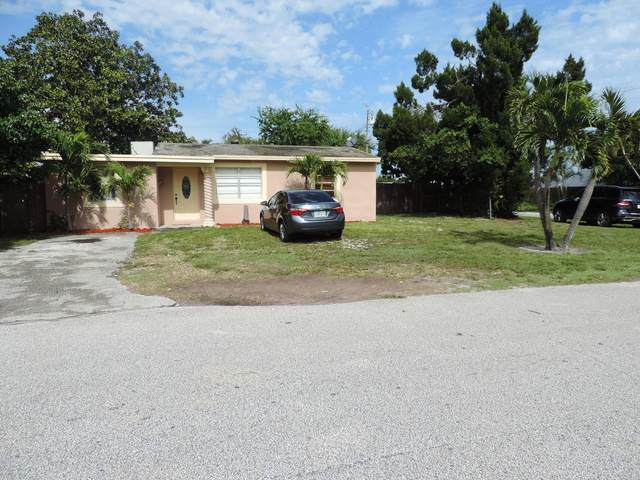 3204 Vassallo Avenue, Lake Worth, FL 33461 (#RX-10599523) :: Ryan Jennings Group