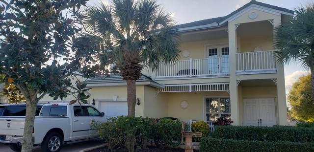 177 NW Magnolia Lakes Boulevard, Port Saint Lucie, FL 34986 (#RX-10599524) :: Ryan Jennings Group