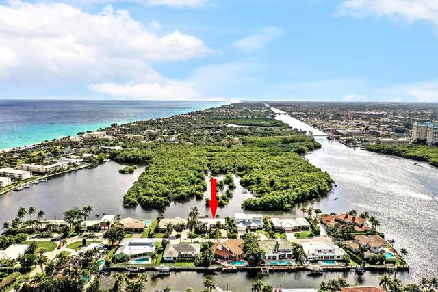 5 Inlet Cay Drive, Ocean Ridge, FL 33435 (#RX-10599526) :: Ryan Jennings Group