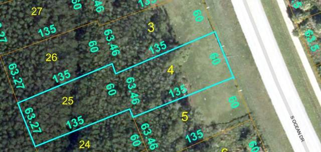 4 Ocean, Fort Pierce, FL 34949 (MLS #RX-10599529) :: Berkshire Hathaway HomeServices EWM Realty