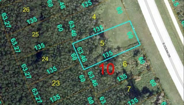 5 Ocean, Fort Pierce, FL 34949 (MLS #RX-10599531) :: Berkshire Hathaway HomeServices EWM Realty