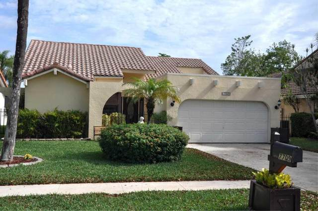 7709 Solimar Circle, Boca Raton, FL 33433 (MLS #RX-10599543) :: Castelli Real Estate Services