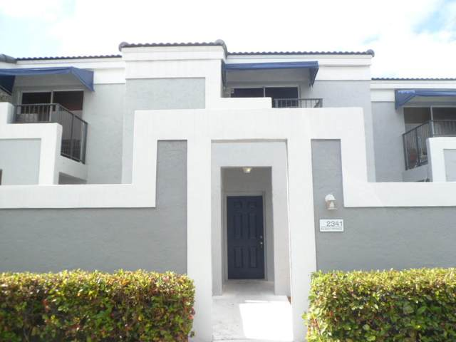 2341 SW 82nd Terrace, North Lauderdale, FL 33068 (#RX-10599579) :: Ryan Jennings Group