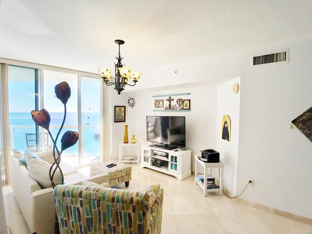 16699 Collins Avenue #3610, Sunny Isles Beach, FL 33160 (#RX-10599594) :: Ryan Jennings Group