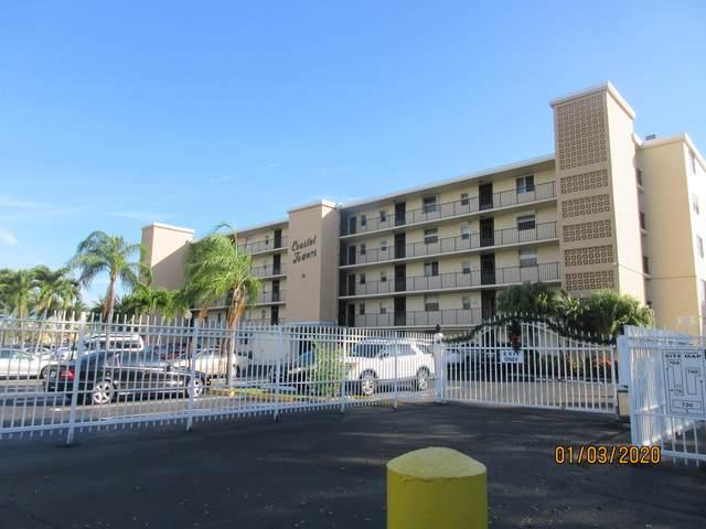 760 E Ocean Avenue #504, Boynton Beach, FL 33435 (#RX-10599605) :: Ryan Jennings Group
