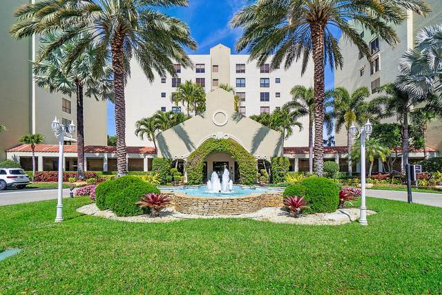 7235 Promenade Drive #702, Boca Raton, FL 33433 (#RX-10599624) :: Ryan Jennings Group