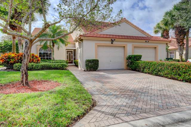 7882 Lake Sands Drive, Delray Beach, FL 33446 (#RX-10599649) :: Ryan Jennings Group