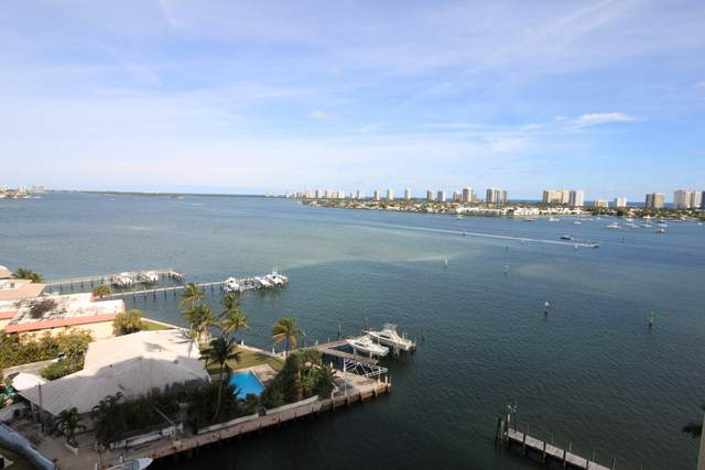 2650 Lake Shore Drive #1103, Riviera Beach, FL 33404 (#RX-10599651) :: Ryan Jennings Group
