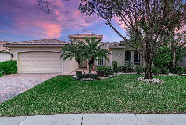 8942 Majorca Bay Drive, Lake Worth, FL 33467 (MLS #RX-10599660) :: Berkshire Hathaway HomeServices EWM Realty