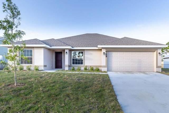 5805 Tangelo Drive, Fort Pierce, FL 34982 (MLS #RX-10599679) :: The Paiz Group