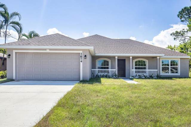 5855 NW Bates Court, Port Saint Lucie, FL 34953 (MLS #RX-10599682) :: Berkshire Hathaway HomeServices EWM Realty