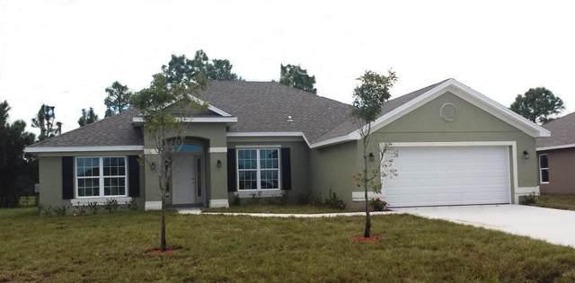 4475 NW Bighorn Avenue, Port Saint Lucie, FL 34953 (MLS #RX-10599687) :: Berkshire Hathaway HomeServices EWM Realty