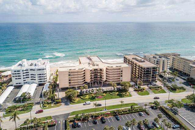 3610 S Ocean Boulevard #311, South Palm Beach, FL 33480 (#RX-10599709) :: Ryan Jennings Group