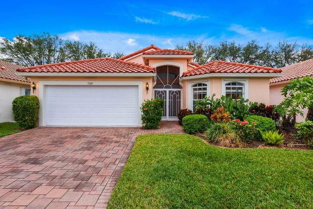 5281 Grey Birch Lane, Boynton Beach, FL 33437 (#RX-10599735) :: Ryan Jennings Group