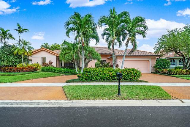 7762 La Corniche Circle, Boca Raton, FL 33433 (MLS #RX-10599754) :: Castelli Real Estate Services