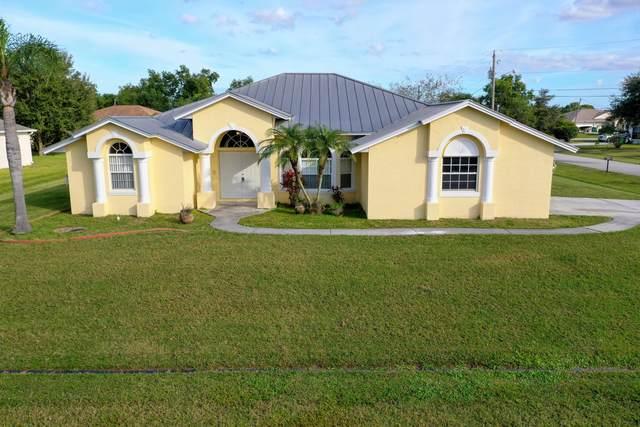 5862 NW Cullom Circle, Port Saint Lucie, FL 34986 (MLS #RX-10599767) :: Berkshire Hathaway HomeServices EWM Realty