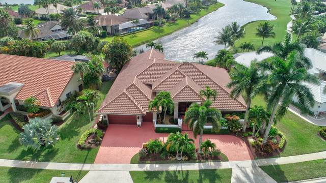 10547 Stonebridge Boulevard, Boca Raton, FL 33498 (#RX-10599791) :: Ryan Jennings Group