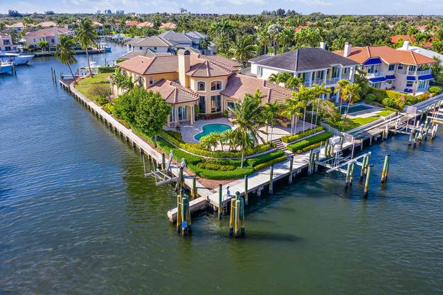 713 Harbour Point Drive, North Palm Beach, FL 33410 (#RX-10599799) :: Ryan Jennings Group