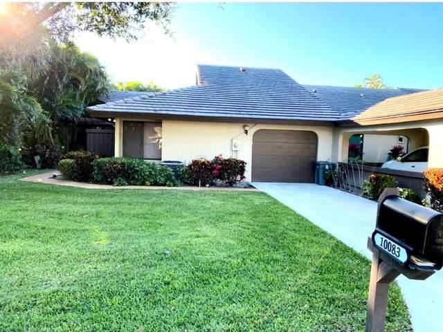 10083 Laurelwood Place, Boynton Beach, FL 33437 (#RX-10599811) :: Ryan Jennings Group