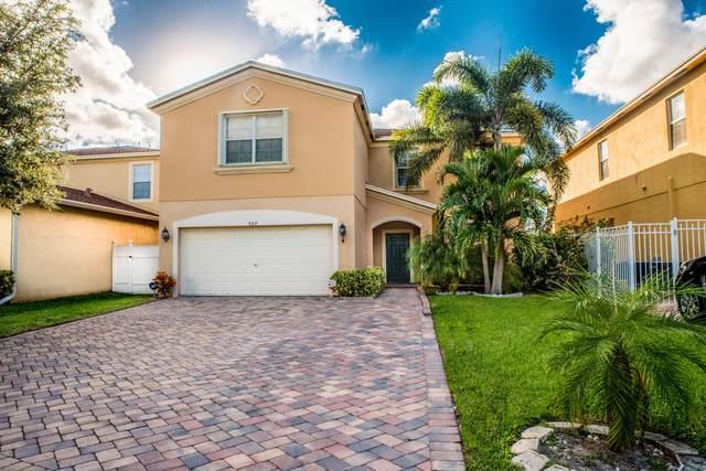 929 Fieldstone Way, West Palm Beach, FL 33413 (#RX-10599814) :: Ryan Jennings Group