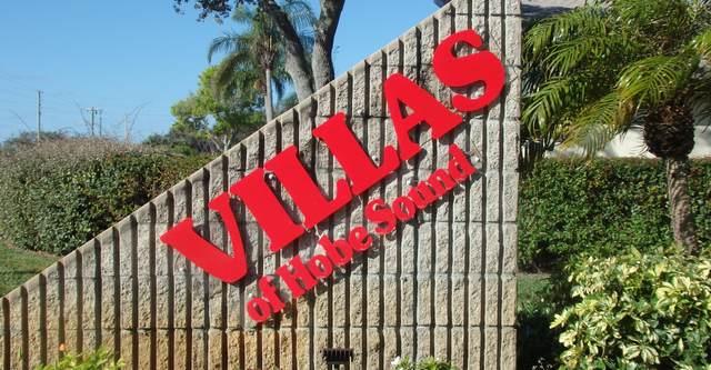 7979 SE Villa Circle #2717, Hobe Sound, FL 33455 (#RX-10599844) :: Ryan Jennings Group