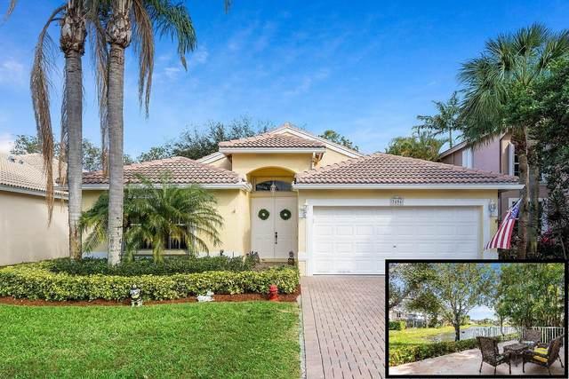 7696 NW 60th Lane, Parkland, FL 33067 (#RX-10599866) :: Ryan Jennings Group