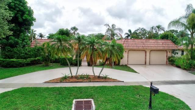 6926 N Grande Drive, Boca Raton, FL 33433 (#RX-10599876) :: Ryan Jennings Group