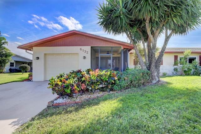 6132 Overland Place, Delray Beach, FL 33484 (#RX-10599878) :: Ryan Jennings Group