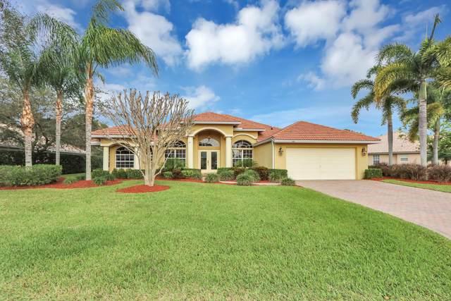 555 SW Sanctuary Drive, Port Saint Lucie, FL 34986 (#RX-10599939) :: Ryan Jennings Group