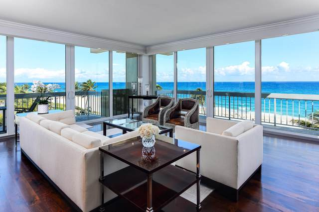 330 S Ocean Boulevard 5D, Palm Beach, FL 33480 (#RX-10599964) :: Ryan Jennings Group