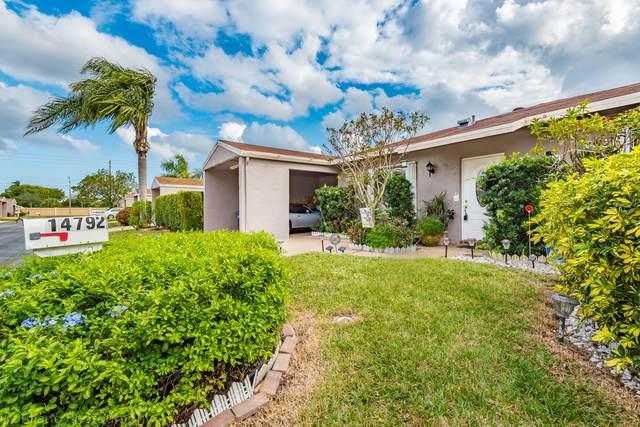 14792 Wildflower Lane, Delray Beach, FL 33446 (#RX-10599991) :: Ryan Jennings Group