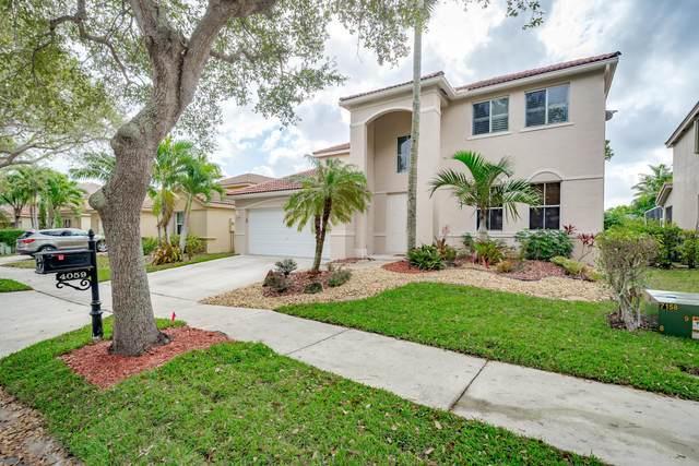 4059 Pinewood Lane, Weston, FL 33331 (MLS #RX-10600024) :: Castelli Real Estate Services