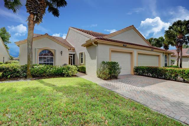 7736 Coral  Lake Drive, Delray Beach, FL 33446 (#RX-10600028) :: Ryan Jennings Group