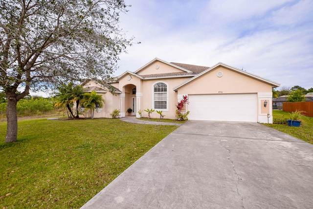5933 NW Dowell Court, Port Saint Lucie, FL 34986 (#RX-10600033) :: Ryan Jennings Group