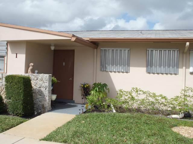 2763 W Dudley Drive I, West Palm Beach, FL 33415 (#RX-10600035) :: Ryan Jennings Group