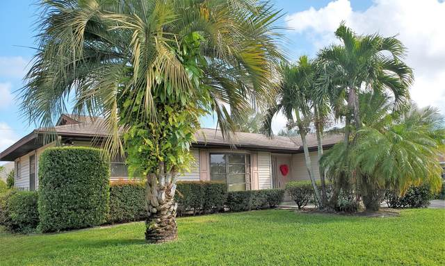 617 SW Empire Street, Port Saint Lucie, FL 34983 (MLS #RX-10600045) :: Berkshire Hathaway HomeServices EWM Realty