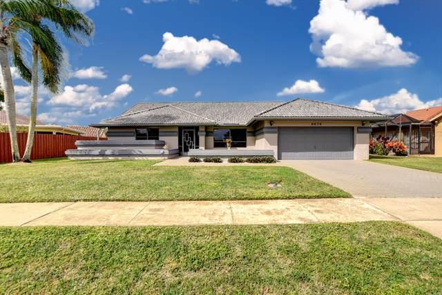 9676 El Clair Ranch Road, Boynton Beach, FL 33437 (#RX-10600069) :: Ryan Jennings Group