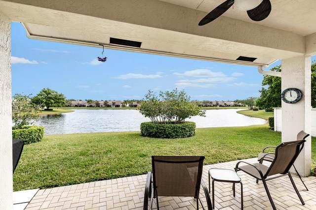 2254 Egret Cove Drive, West Palm Beach, FL 33411 (MLS #RX-10600081) :: Miami Villa Group
