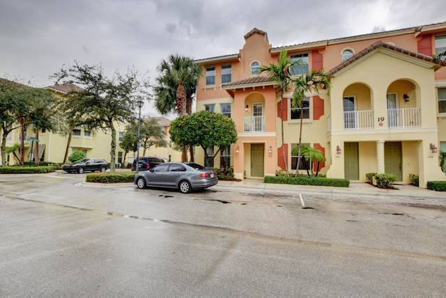 1346 Via De Pepi #1346, Boynton Beach, FL 33426 (#RX-10600103) :: Ryan Jennings Group