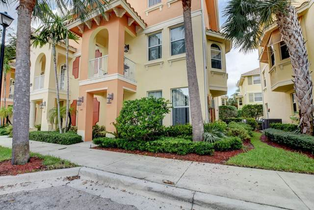 1364 Via De Pepi #1364, Boynton Beach, FL 33426 (#RX-10600118) :: Ryan Jennings Group