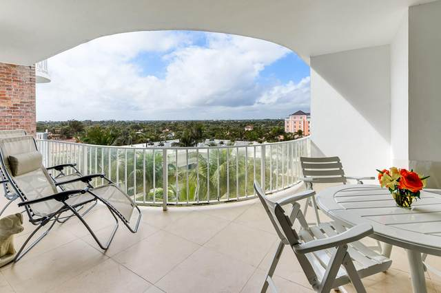100 Worth Avenue #711, Palm Beach, FL 33480 (#RX-10600145) :: Ryan Jennings Group