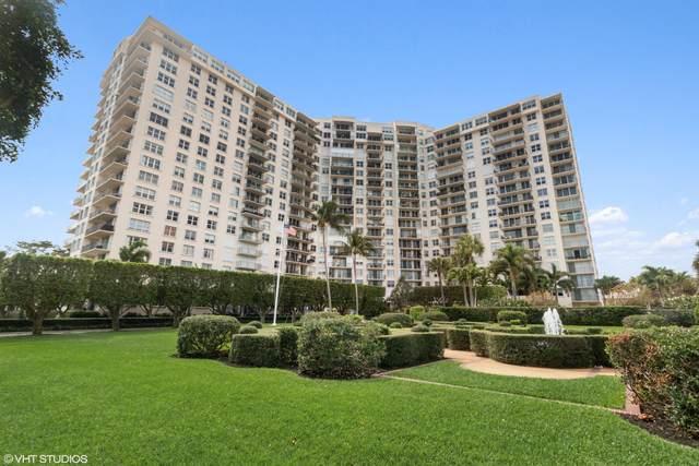 1801 S Flagler Drive #604, West Palm Beach, FL 33401 (#RX-10600150) :: Ryan Jennings Group