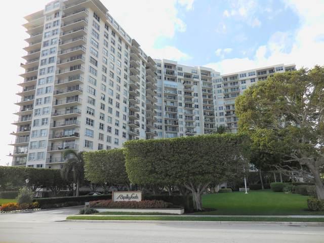 1801 S Flagler Drive S #1707, West Palm Beach, FL 33401 (#RX-10600215) :: Ryan Jennings Group