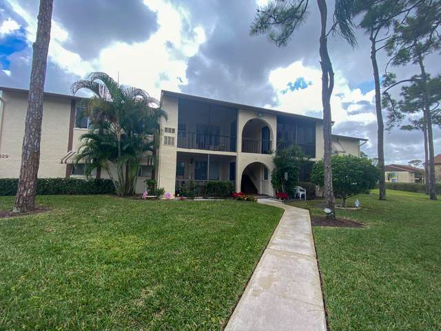 329 Knotty Pine Circle D-2, Greenacres, FL 33463 (#RX-10600226) :: The Reynolds Team/ONE Sotheby's International Realty