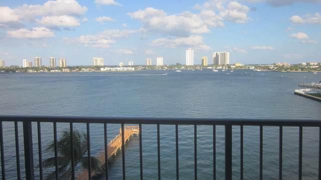 3040 Lake Shore Drive #4, Riviera Beach, FL 33404 (#RX-10600248) :: Ryan Jennings Group